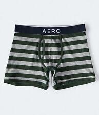 aeropostale mens rugby stripe knit boxer briefs