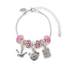 Me to You Princess Beaded Pink Bracelet - Tatty Teddy Bear