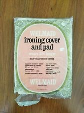 Vintage Ironing Board Pad Cover New 54 x 14