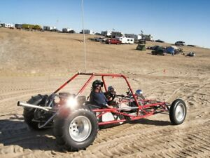 Sand Rail Dune Buggy, 2332cc Type 1, Mid-Eng. A-Arm Front, Dune Glider, Mazzone