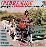 Freddie King - Bonanza of Instrumentals [New Vinyl]