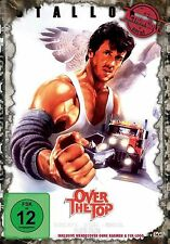 Over the top - Sylvester Stallone - Uncut - DVD - OVP - NEU