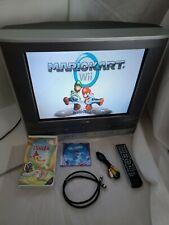 "Toshiba 20"" Stereo Crt Tv/Dvd/Vcr Combo Video Gaming Gamer Retro 2006 *Read*"