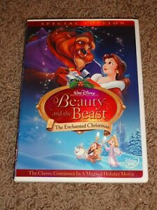 Disney's Beauty and the Beast: The Enchanted Christmas (Special Edition DVD)
