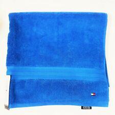 NEW TOMMY HILFIGER CLASSIC SOLID ROYAL BLUE BATH TOWEL