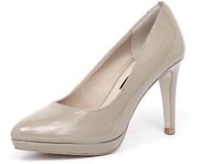 DIANA FERRARI GABRIETTE FAWN PATENT pointed toe High heel! SALE! RRP$149!