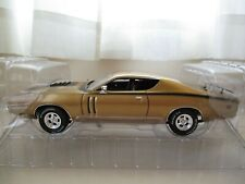 AUTO WORLD / AMERICAN MUSCLE - MCACN 1971 DODGE CHARGER R/T - 1/18 DIECAST