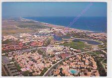 CPSM 34300 CAP D AGDE Village de vacances C.C.A.S.vue aérienne du village n2