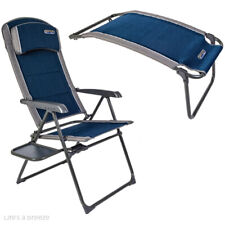 Quest Ragley pro recline chair with and Ragley pro rest. Camping, motorhome use