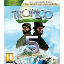 Pal version Microsoft Xbox One Tropico 5