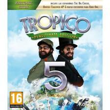 Pal version Microsoft Xbox One Tropico 5