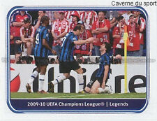 N°551 WINNER 2010 # INTER MILAN UEFA CHAMPIONS LEAGUE 2011 STICKER PANINI