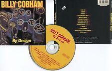 "Billy COBHAM ""By design"" (CD) 1992"