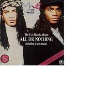 Milli Vanilli All Or Nothing Us Remix Album / BMG 1989