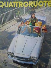 Quattroruote n°105 1964  - Test su strada  BMW 1800   [Q79B]
