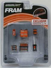 Greenlight 1:64 Hobby Exclusive Muscle Shop Tools FRAM FILTERS