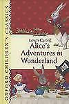 Alice's Adventures in Wonderland (Oxford Children's Classics)-ExLibrary
