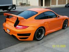 PORSCHE 997 TURBO GT REAR SPOILER DECK N TOP WING CARRERA TAIL TA WING 2005-2112