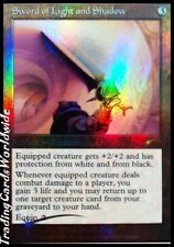 Sword of Light and Shadow/FOIL // Presque comme neuf // JR: promos // Engl. // Magic Gathering