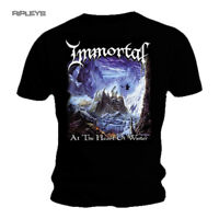 Official T Shirt IMMORTAL Black Death Metal   Heart of Winter All Sizes