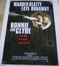 Bonnie And Clyde Movie Poster #01 11inx17in mini poster