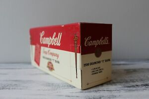 Campbell's Soup Truck Still in the Box