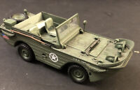 Forces Of Valor Unimax 1:32 US Amphibious Jeep DUKW Normandy, 1944 Very good