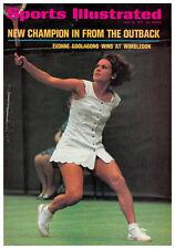 July 12, 1971 Evonne Goolagong Tennis Sports Illustrated NO LABEL