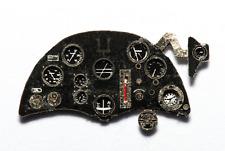 Yahu Modelos YMA7273 1/72 PE Bristol Bulldog IIA Panel de Instrumentos
