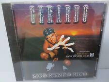 GERARDO ~ SIGO SIENDO RICO ~ 2001 ~ ENHANCED CD ~ NEW SEALED