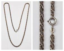 Cadena de plata 835 Cadena de plata collar de plata collar joyería plata L 80cm