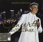 Andrea Bocelli: Concerto One Night In Central Park - CD