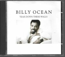 CD ALBUM 10 TITRES--BILLY OCEAN--TEAR DOWN THESE WALLS--1988