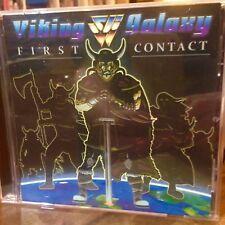 VIKING GALAXY - FIRST CONTACT - NEW CD (2014) Viking Space Metal Album