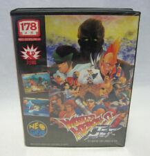 NeoGeo AES - World Heroes 2 Jet (AES)  - Neo Geo - Complete