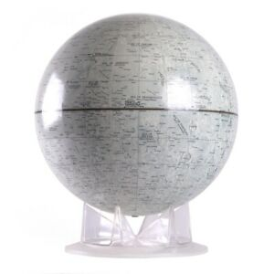 """Replogle Globe Moon Globe 12"""" Geographic Features of Earth's Moon NASA Approved"""