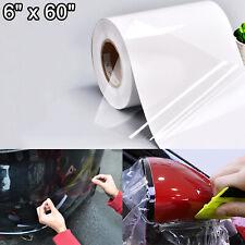 Car Hood Front Rear Bumper Sill Door Handle Door Edge Paint Protector Sticker