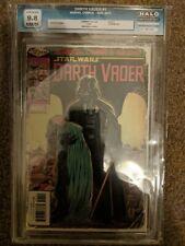 Darth Vader #1 Mark Brooks 1:50 Variant Halo 9.8