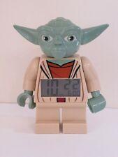 LEGO Star Wars Yoda Digital Clock (9003080) USED