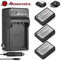 LP-E10 Battery For Canon Rebel T3 T5 T6 Kiss X50 EOS 1100D 1200D 1300D + Charger