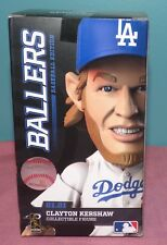 Clayton Kershaw Los Angeles Dodgers Sports Crate BALLERS Figure not bobblehead