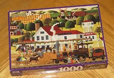 Mattei's Tavern Heronim Wysocki Hometown Puzzle 1996 RoseArt Made in USA sealed