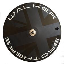 """Walker """"REVO 2"""" Brothers rear track wheel TUBOLARE 700c ruota a disco fisso"""