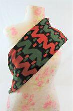 LuLaroeUnicorn* Holiday OS Leggings Christmas/ Kwanza Brush Pattern NWOT