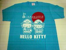 2015 World Scout Jamboree - OFFICIAL HELLO KITTY DEAR DANIEL SCOUTS T-SHIRT (XL)