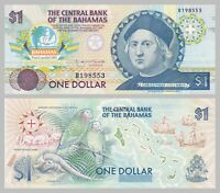 Bahamas 1 Dollar 1992 p50 unc.