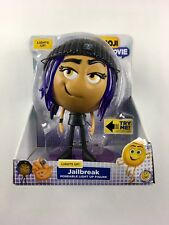 """Jailbreak - The Emoji Movie - 8"""" Inch Posable Light Up Figure - Sony Pictures"""