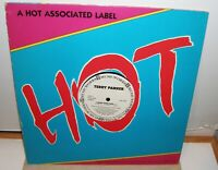 """Terry Parker - I Want Your Love - 12"""" Vinyl Record - Freestyle"""