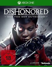 Dishonored Der Tod des Outsiders Xbox One Neu+in Folie