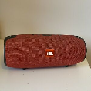 JBL Xtreme Portable Bluetooth Speaker - Red